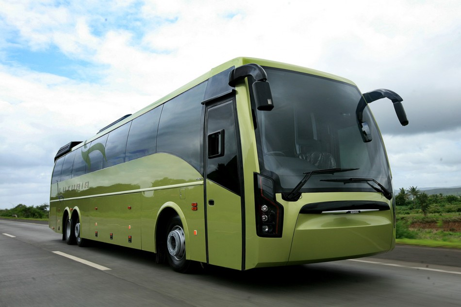 Volvo Bus Images